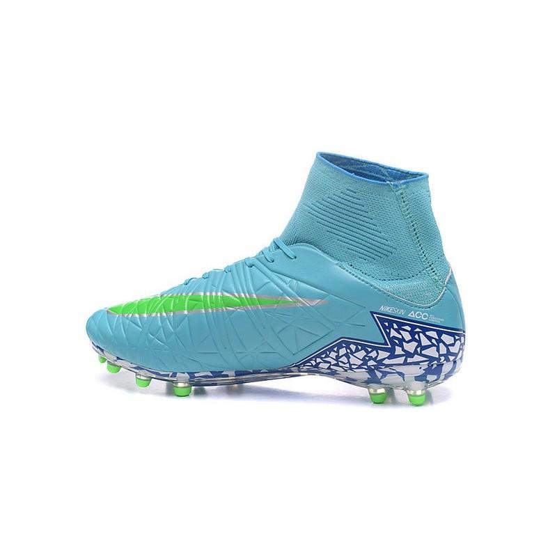 Phantom De Bleu À Nike Foot Hhwszgqa Crampons Fg Hypervenom Chaussures 2 vN0nw8m