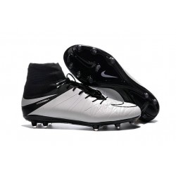 Nike HyperVenom Phantom II FG Neymar Nouveaux 2016 Chaussure Blanc Noire