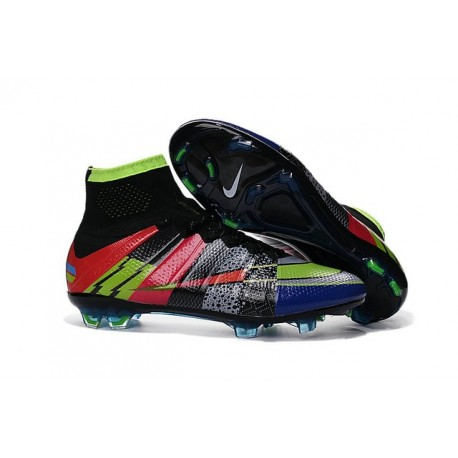 Crampon Nouveau 2016 Nike Mercurial Superfly FG - What The Mercurial