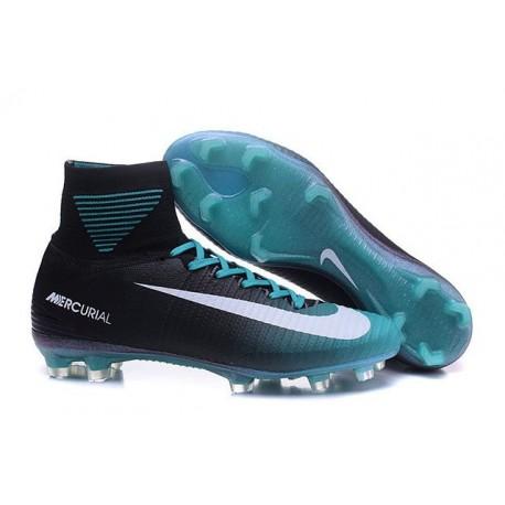 chaussure nike magista noir et bleu