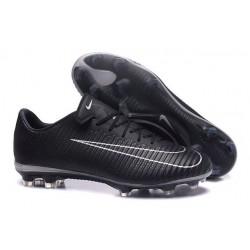 Crampon de Football Nouveau Nike Mercurial Vapor 11 FG Noir Blanc