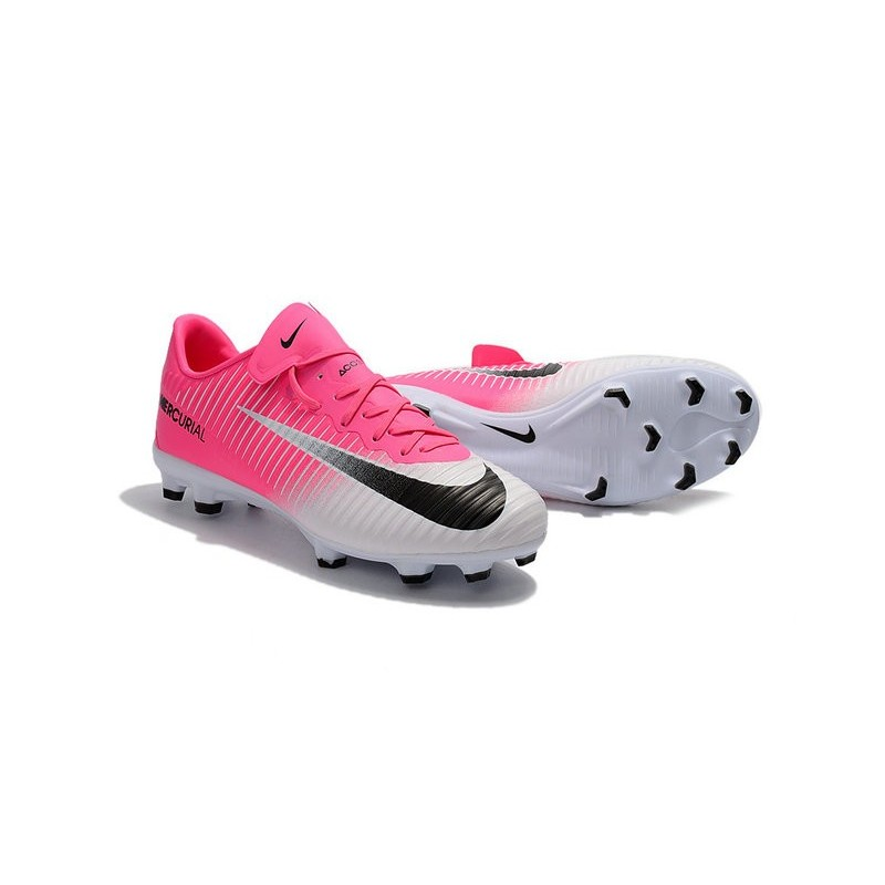 Xi Nike Rose Blanc Mercurial Noir Fg Chaussures Acc Vapor Foot rExS1qwE0