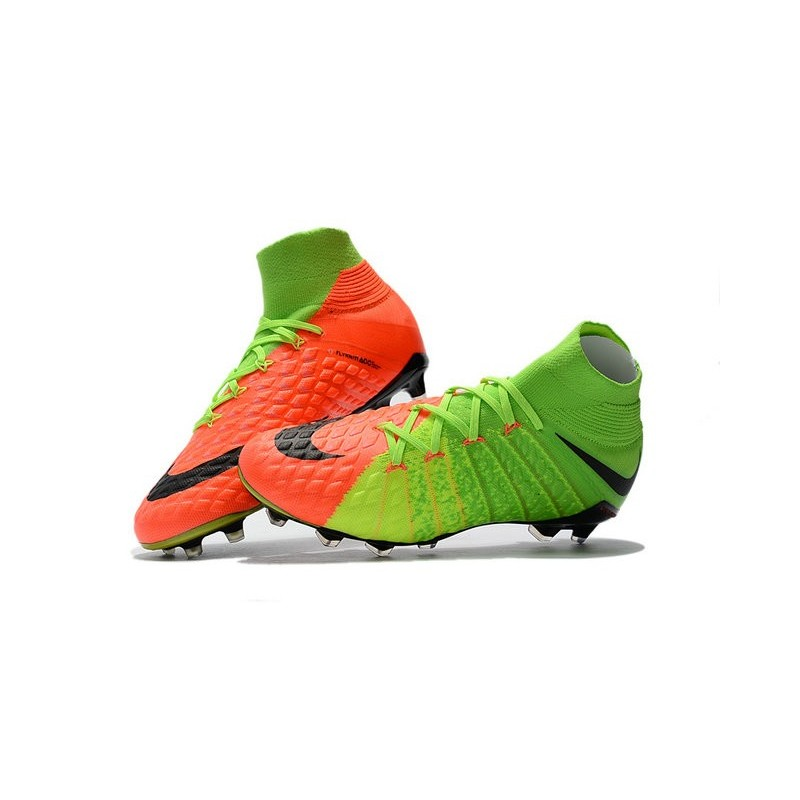 newest 0fd6e 4c7c1 low cost chaussure de foot nike hypervenom orange fe6cc 52f3e