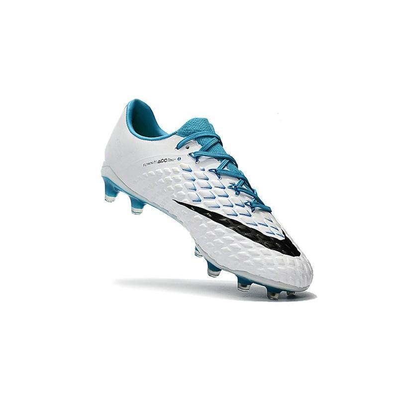 Hypervenom Blanc Nouvel Bleu Phantom Nike Chaussure Fg Acc 3 wF4EOq48