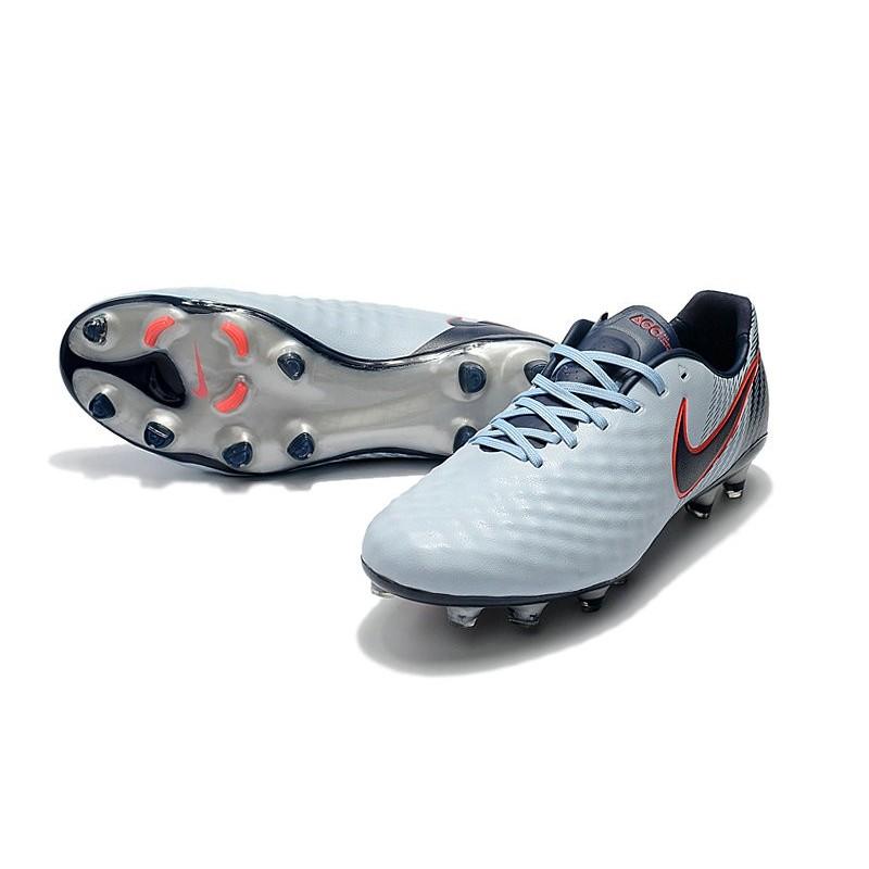 Nike Chaussure Foot Magista Opus Noir II FG Homme Gris Noir Opus e62c67