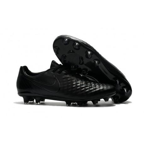 Nike Chaussure Foot Magista Opus II FG Homme Noir