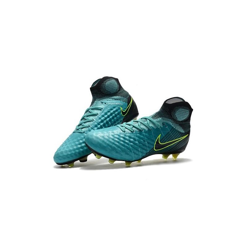 wholesale dealer 878db 8f2e2 ... Nike Magista Obra II FG - Bleu Noir Zoom. Précédent · Suivant
