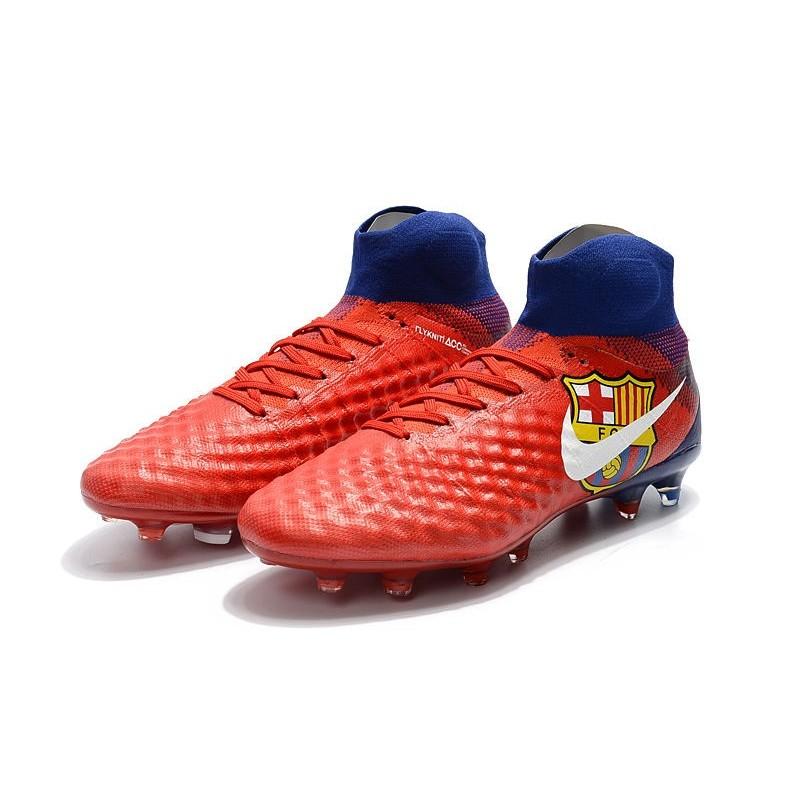Magista Chaussure Fg Barcelona Obra Nike Nouvelles Fc De Foot Ii vN0O8nmw