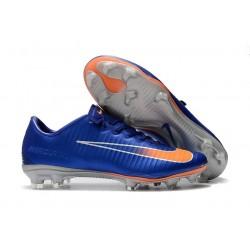 Nike Mercurial Vapor XI FG ACC Chaussures - Bleu Orange