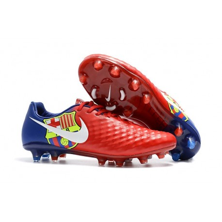 Nike Magista Opus 2 FG Crampons de Football - FC Barcelona