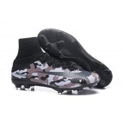 Chaussure Nouvelles Nike Mercurial Superfly 5 FG - Marron Noir