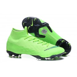 Nike Mercurial Superfly VI 360 Elite FG Chaussures - Vert
