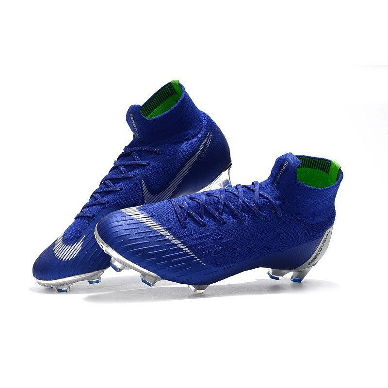 clearance sale first rate on feet images of Nike Crampons Football Mercurial Superfly 6 Elite CR7 FG ...