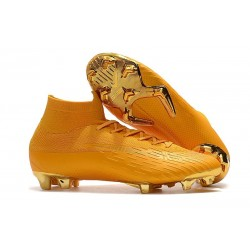 Nike Mercurial Superfly 6 Elite FG Chaussure - Or