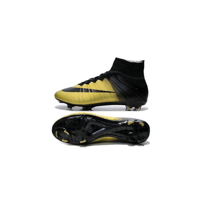 Superfly Nike Mercurial Noir Chaussures Cuivre Football Fg 5F5rTHn