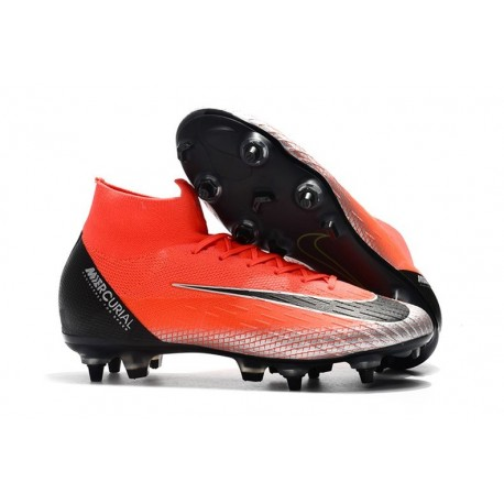 Nike Mercurial Superfly 360 Elite SG-Pro AC Ronaldo Rouge