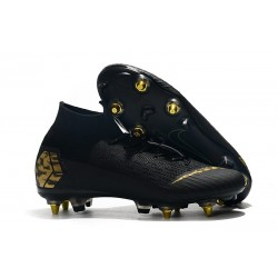 Nike Mercurial Superfly 360 Elite SG-Pro AC Noir Or
