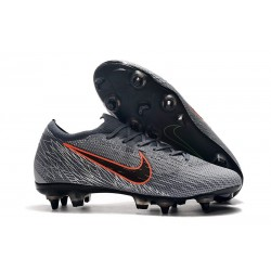Nike Mercurial Vapor 12 SG-Pro AC Chaussure - Gris Orange