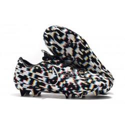Nike Crampons Nouvelles Tiempo Legend VIII Elite FG Noir Blanc