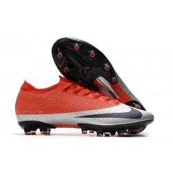 Nike MERCURIAL VAPOR 13 ELITE AG-PRO Rouge Argent Noir