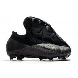Nike Chaussure Phantom Vision 2 Elite DF FG - Noir