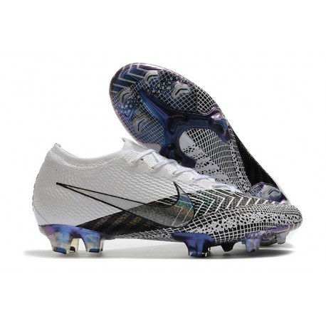 Crampon Nike Mercurial Vapor 13 Elite FG Dream Speed 3 - Blanc Noir