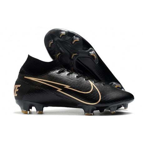 Nike Mercurial Superfly 7 Elite FG ACC Noir Or
