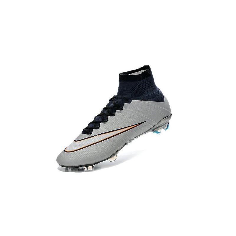 Meilleure Superfly Mercurial Fg Nike Nouveau Argent Homme Chaussures Ajc54qLR3