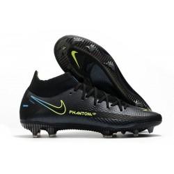Chaussures Nike Phantom Gt Elite Df Fg Noir