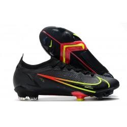 Nike Mercurial Vapor 14 Elite FG Chaussures Noir Cyber Noir